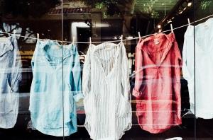 hanging shirts by jay mantri